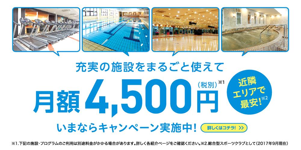スポーツクラブ湘南台ファーストの画像